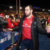 Munster confirm they've reviewed protocols after Cronin's one-month ban