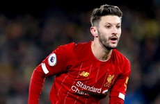 Lallana to get 'the farewell he deserves' after signing short-term contract extension