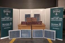Cigarettes and tobacco worth €3.8 million seized at Dublin Port