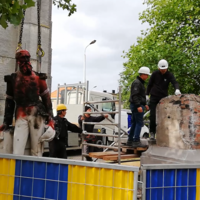 'The time for plaques is over': Leopold II statue removed in Belgium