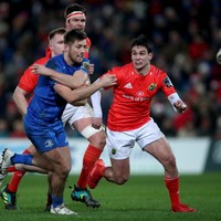 'The stated objective is to make sure that Munster and the other provinces are still standing'