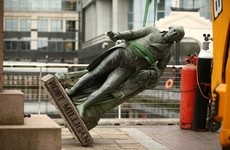Controversial statues in England and Wales could go as reviews pledged amid anti-racism protests