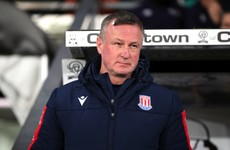 Stoke call off Man United friendly after Michael O'Neill tests positive for Covid-19