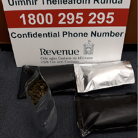 Over €40,000 worth of cannabis seized at Shannon Airport
