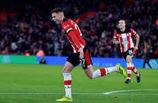 Ireland underage midfielder rewarded with four-year Southampton deal after making debut