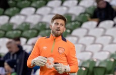 Irish goalkeeper leaves Aberdeen after 9 years