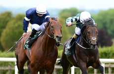 In-form Jessica Harrington hits Navan double