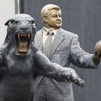 NFL team remove statue of former owner