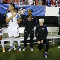 US Soccer scraps controversial anthem kneeling ban