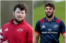 Championship side Jersey confirm signings of outgoing Munster pair