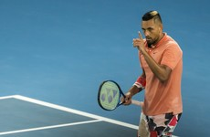 Kyrgios slams 'selfish' ATP for pressing ahead with US Open plans