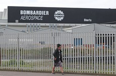 Bombardier reveals plans for 400 job losses at Belfast plant