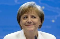 Angela Merkel approval rating up after EU summit