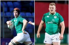 Ireland U20 internationals Ward and Booth among Connacht's academy intake