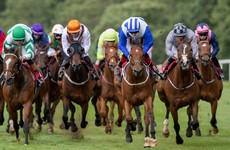 King Keane gives Lyons double Guineas boost