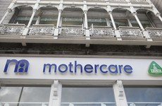 Mothercare Ireland has gone into liquidation with the loss of 197 jobs