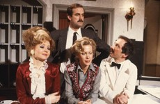 Episode of Fawlty Towers pulled from BBC-owned UKTV streaming service over racial slurs