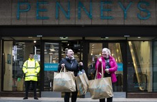 'It's good to see town busy': Penneys re-opening sees long queues and excited shoppers