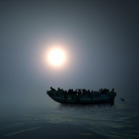 Your evening longread: 'We're in danger. In the middle of the sea'