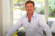 Sofa Watch: Swap Ryan and Graham for Daniel O'Donnell at home?