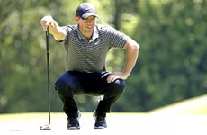 McIlroy makes second round charge on PGA return at Colonial