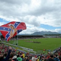 Cork GAA County Board says Confederate flags will be confiscated at their grounds