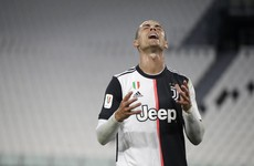 Juve squeeze past Milan to reach cup final as football returns to Italy