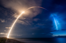 WATCH: SpaceX launches dozens of satellites in Starlink mission