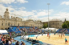 There's five days to the Olympics so this is London 2012 from A to Z