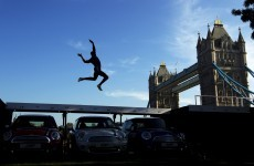 Go figure: here's London 2012.. in numbers