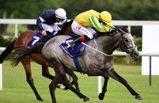 Lyons and Keane bag big-race double at Leopardstown