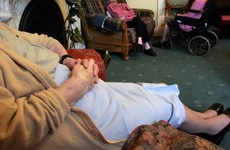Visitors will be permitted in nursing homes for the first time since March from today