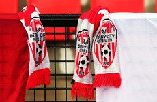 Derry City unconvinced by finances of FAI's restart plan