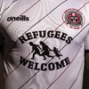 Bohemians donate jersey profits to advocacy group calling for end to Direct Provision