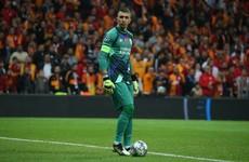 Galatasaray and Uruguay goalkeeper Muslera suffers double leg break