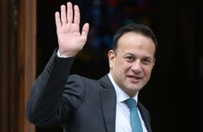 Leo Varadkar says he's happy enough Micheál Martin will get first go as Taoiseach in new government