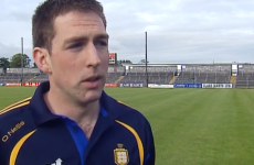 VIDEO: Clare refusing to let feet off the ground
