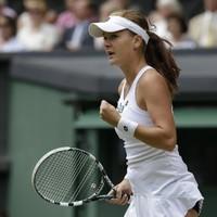 Wimbledon finalist Radwanska battling illness, cancels media conference