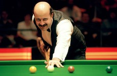 Former snooker star Willie Thorne put into induced coma
