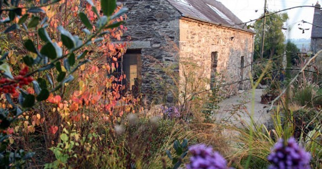 Old stone barn transformed into a light-filled hideaway in the Kilkenny countryside