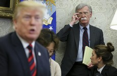 Trump administration sues to block ex-aide John Bolton's book