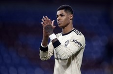 'There are more steps that need to be taken': Rashford not finished fighting