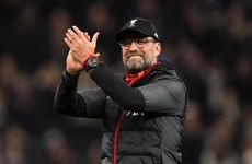 Jurgen Klopp urges Liverpool fans to stay away