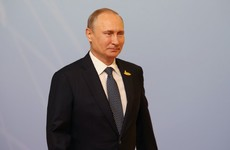 Disinfection tunnels installed to protect Vladimir Putin from pandemic