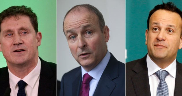 Youth wing of Fine Gael to vote against coalition as Varadkar warns of 'political crisis' if deal doesn't go through
