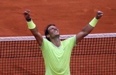 Delayed French Open to go ahead 'in its usual format' from 27 September
