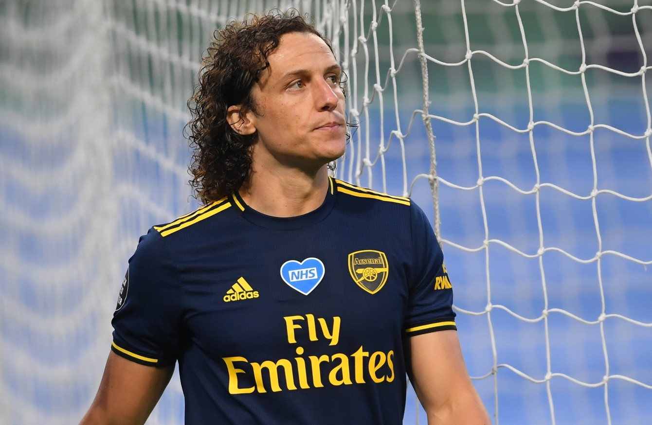David Luiz horror show consigns Arsenal to defeat at Man City · The42