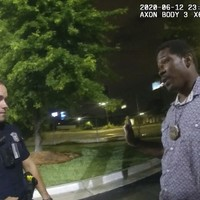 US officer charged with murder after shooting Rayshard Brooks in the back