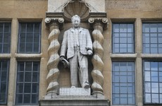 Removal of Cecil Rhodes statue backed by Oxford college
