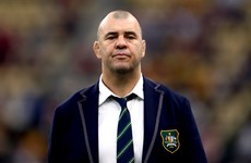 Ex-Wallabies coach Cheika hits out at World Cup criticism